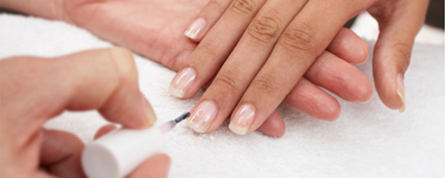 Contact us for details of our Nail Treatments